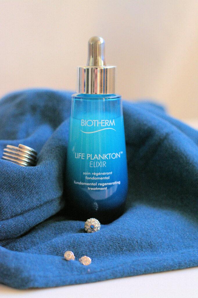 Biotherm-Life-Plankton-Elixir, Serum, Elixir, ü40, Blog, Creme, Hautpflege, schöne haut, zarte Haut, anti-age