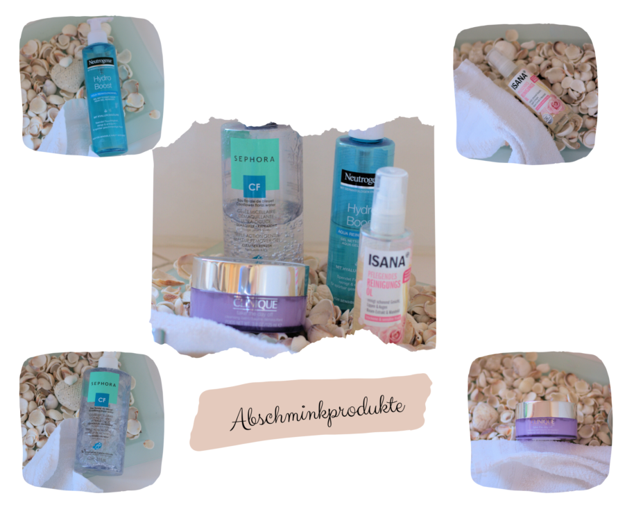 Abschminken,Make-up-Removing,Teint,Beauty,Haut,Pflege,