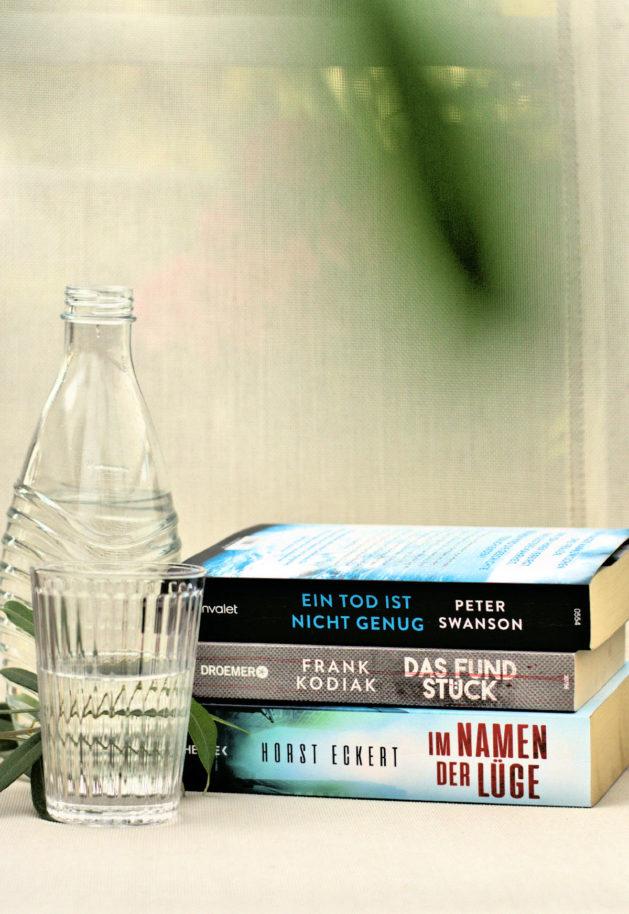 Büchertipps im August- ich habe drei fesselnde und leicht verstörende Bücher gelesen