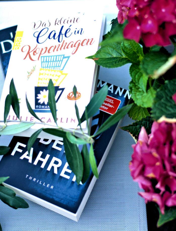 Buchempfehlungen im September- zwei Thriller, ein Herzensbuch
