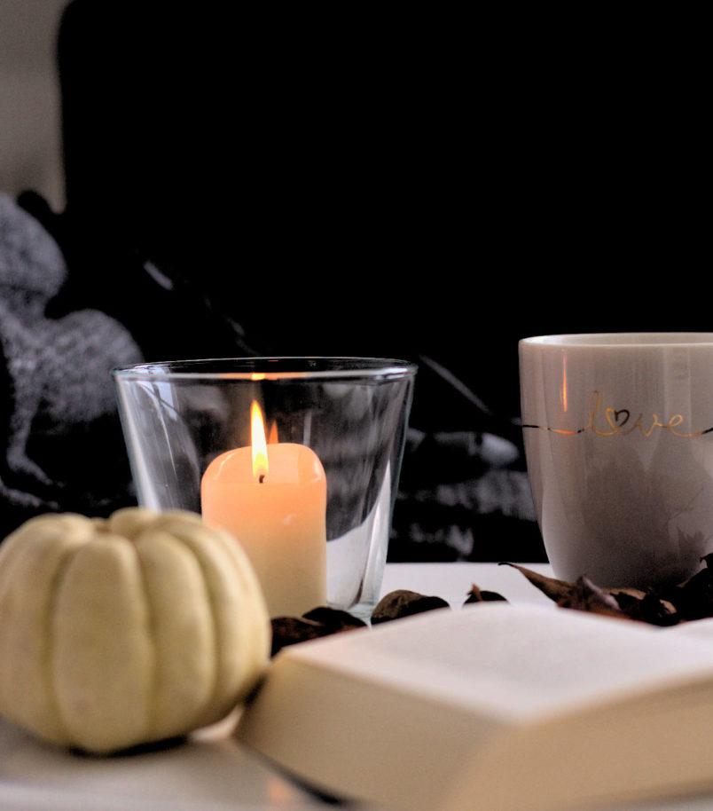 Der Herbst ist da- Zeit für ausgedehnte Teatime