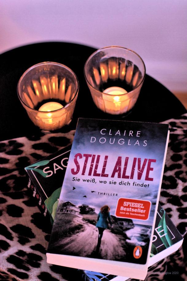 Still alive- einer meiner Buchtipps mit mehreren Lösungen