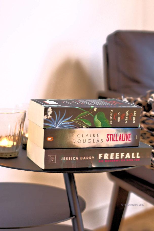 3 Buchtipps im November- Graue Bücher für grau Tage