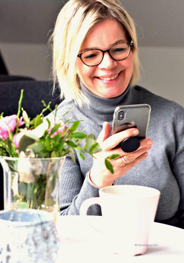 Ein Video Call gehört definitv in die Momente des Glücks, wenn du denjenigen nicht persönlich sehen darfst