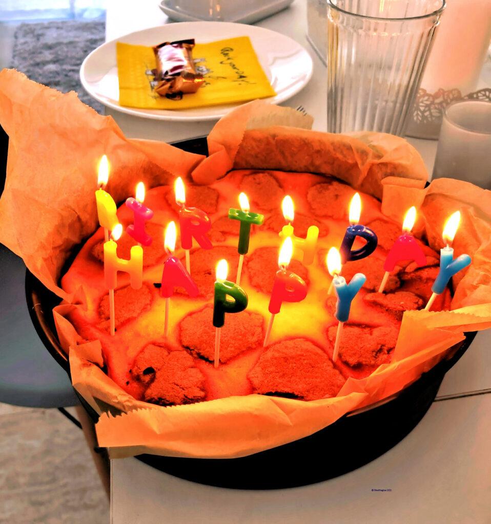 Wenn ein Geburtstag keiner der Momente des Glücks ist, was dann?
